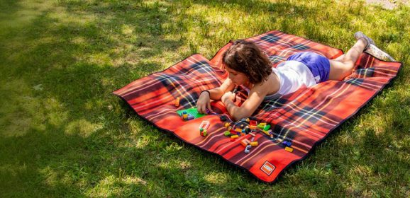 Get A Free LEGO Picnic Blanket – Yes Really!