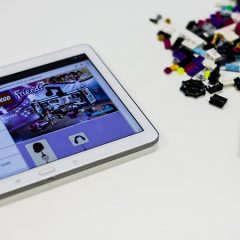 Audio & Braille LEGO Instructions Set To Be Piloted