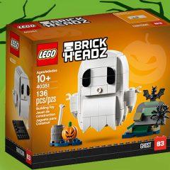 LEGO BrickHeadz Ghost Back In Stock