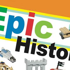 LEGO Epic History Book Coming In 2020