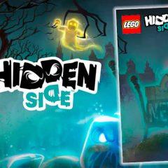 New LEGO Hidden Side Magazine Out Next Week