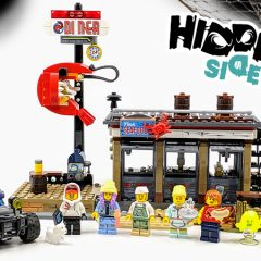70422: Shrimp Shack Attack Hidden Side Set Review
