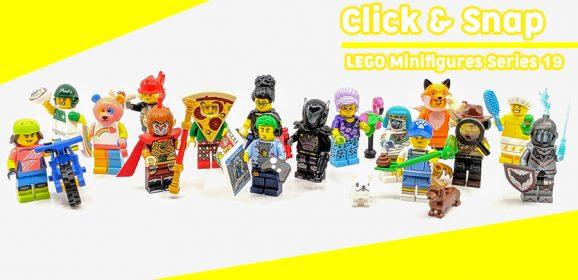 Click & Snap: The Series 19 Crew