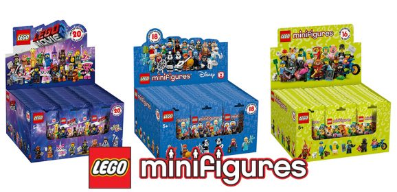Full Box LEGO Minifigure Offer At WHSmith.co.uk