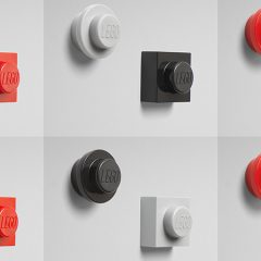 New LEGO Oversized Element Magnets Revealed