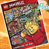 Penwizard Adds NINJAGO To Personalised Book Line-up