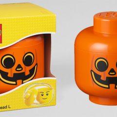 LEGO Pumpkin Storage Head Pre-order Details