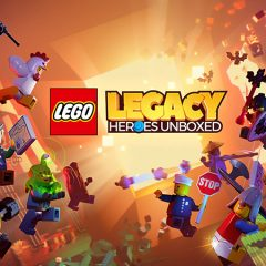 Pre-register For LEGO Legacy Heroes Unboxed Now