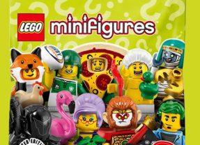 Series 19 LEGO Minifigures Now At WHSmith