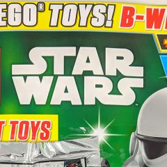 LEGO Star Wars Magazine August Issue