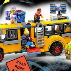 70423:  Paranormal Intercept Bus 3000 Set Review