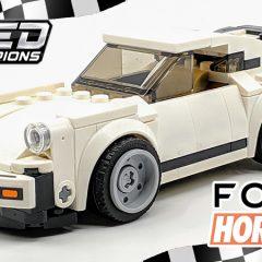 1974 Porsche 911 Turbo Speed Champions Set Review