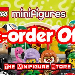 LEGO Minifigures Series 19 Pre-order Offer