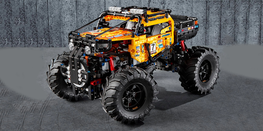 Control+ Takes LEGO Technic To New Heights | BricksFanz