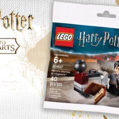 Free Harry Potter LEGO At Smyths Tomorrow