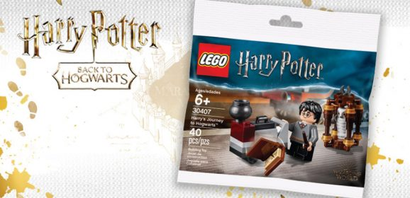 Free Harry Potter LEGO At Smyths Tomorrow