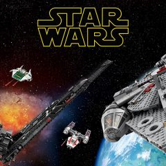 LEGO Star Wars Force Friday Event At Disney Springs