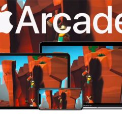 Apple Arcade Coming September 19th