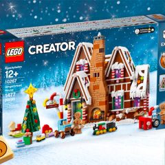 LEGO Creator Gingerbread House Now Available