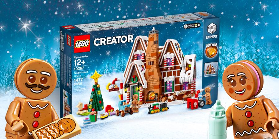 Introducing 10267 LEGO Creator Gingerbread House | BricksFanz