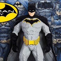Building Batman The Comic-Con Big Build