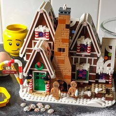 10267: LEGO Creator Gingerbread House Review