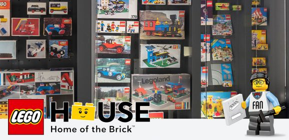 LEGO House Launches Free Online Tours