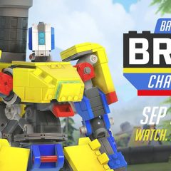 Unlock LEGO Goodies In Overwatch This Month
