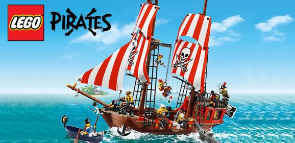 A Look At LEGO…. Pirates At 30