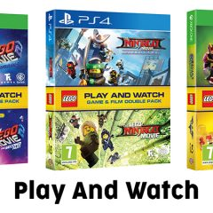 LEGO Games & Movies Double Packs Announced
