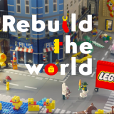 LEGO Relaunches The Rebuild The World Campaign