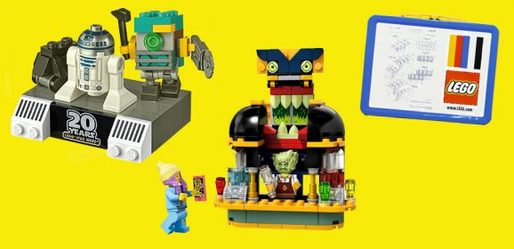 Last Chance To Get These LEGO Freebies