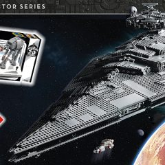 UCS Star Destroyer Double VIP Points & GWP
