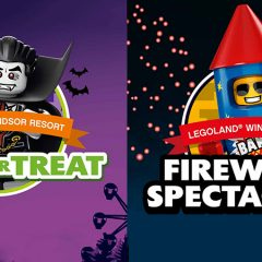 Halloween Brick Or Treat At LEGOLAND Windsor