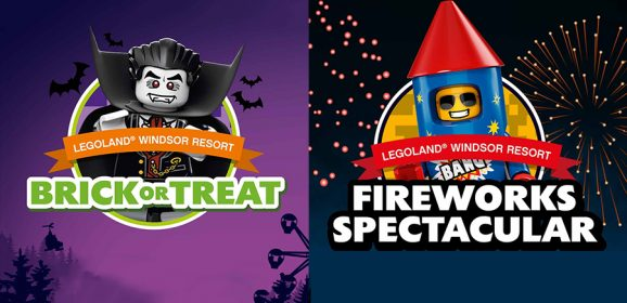 Halloween Brick Or Treat At LEGOLAND Windsor