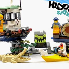 70419: Wrecked Shrimp Boat Set Review