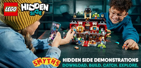 Uncover The Hidden Side At Smyths Toys
