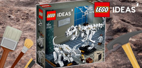 Unearth The Secrets Of The Latest LEGO Ideas Set