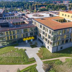 The LEGO Group Open New Campus In Billund