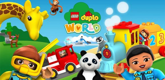 LEGO Partner With StoryToys For New DUPLO App