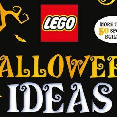 LEGO Halloween Ideas Book Coming In 2020