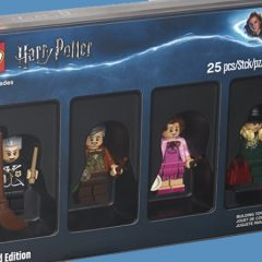 LEGO Harry Potter Bricktober Minifigures Available Online