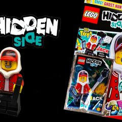 LEGO Hidden Side Magazine Review