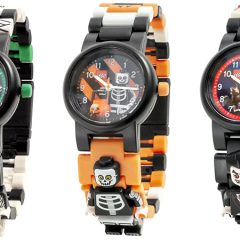 Time To Get Spooky With New LEGO Watches