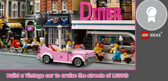 LEGO Ideas Contests Build A Vintage Vehicle