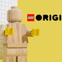 Unique LEGO Originals Collectible Launches In London