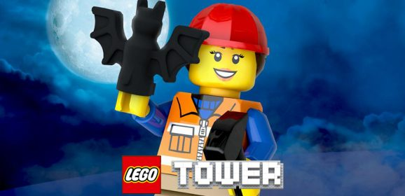 Halloween Content Spooks Up LEGO Tower
