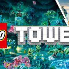 Hidden Side Spooks Up LEGO Tower