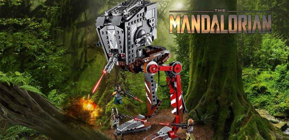 75254: AT-ST Raider LEGO Star Wars Set Review