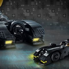 LEGO Batman 1989 Batmobile Now Available